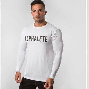 Alphalete Performance Long Sleeve SOLD OUT